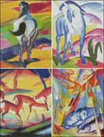 Franz Marc Animals 1