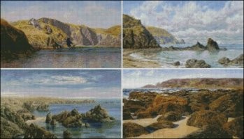 John Brett Seascapes 1