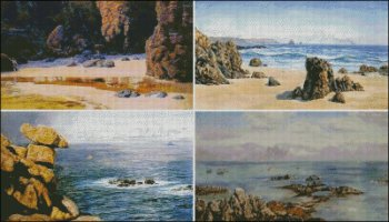 John Brett Seascapes 2