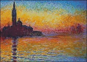 waterscapes stitch a painting pdf cross stitch patterns. Black Bedroom Furniture Sets. Home Design Ideas